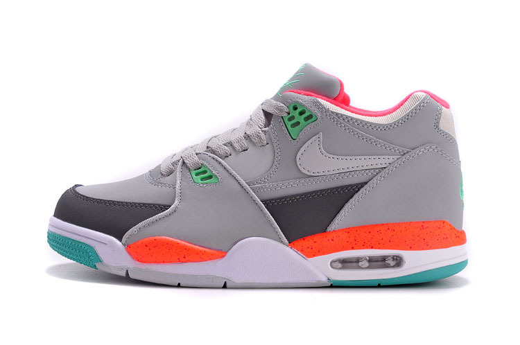nike flight 89,air flight 89 homme gris et orange