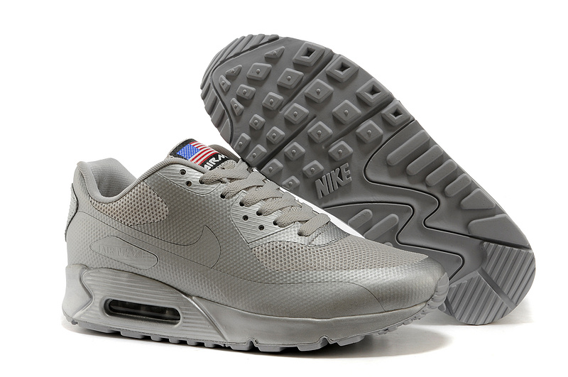 nike pas cher homme,air max 90 hyperfuse gris